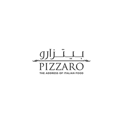 Pizzarouae Logo